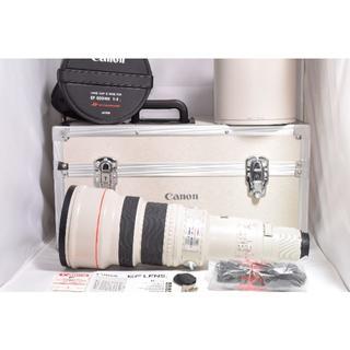 新品級 Canon EF 600mm F4L USM キャノン(レンズ(単焦点))