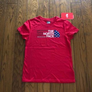 THE NORTH FACE - The North Face新品キッズ用Tシャツ 星条旗柄 140〜150