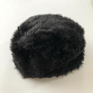 スイマー(SWIMMER)のスイマー ファー帽子 ベレー帽 ロシア帽 swimmer(ハンチング/ベレー帽)