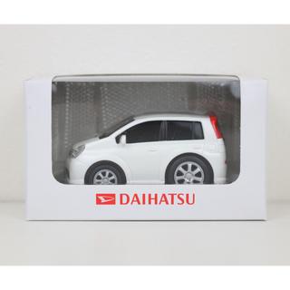 ダイハツ - ミニカー DAIHATSU ダイハツ ミラアヴィ【ホワイト】非売品