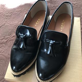 レプシィム(LEPSIM)のレプシィム 厚底タッセルローファー(ローファー/革靴)