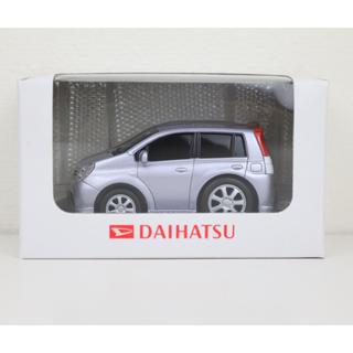 ダイハツ - ミニカー DAIHATSU ダイハツ ミラアヴィ【パープル】非売品