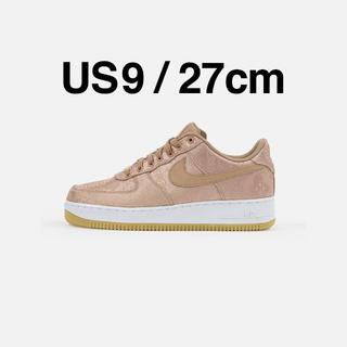 NIKE - CLOT NIKE ROSE GOLD AIR FORCE 1 AF1 コラボ