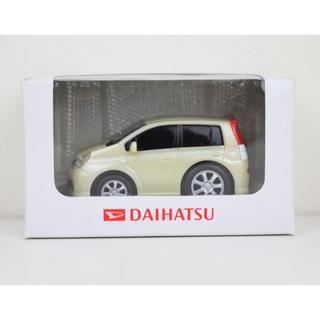 ダイハツ(ダイハツ)のミニカー DAIHATSU ダイハツ ミラアヴィ【ライトイエロー】非売品(ミニカー)