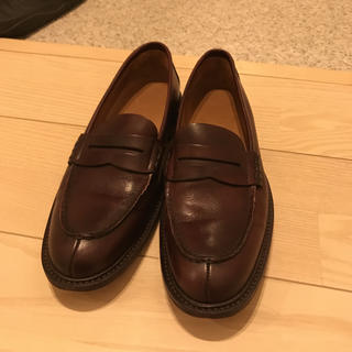 マーガレットハウエル(MARGARET HOWELL)のマーガレットハウエル プレミアムライン(ローファー/革靴)