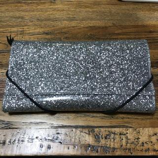 エムエムシックス(MM6)のMM6 シルバーラメ 長財布(財布)