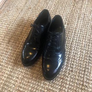 Fabio Rusconi ウイングチップシューズ(ローファー/革靴)