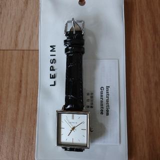 LEPSIM - 【LEPSIM】腕時計