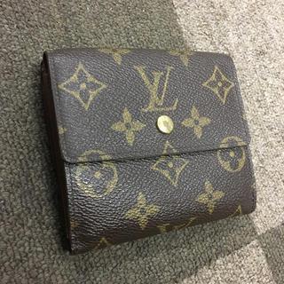 LOUIS VUITTON - ルイヴィトン 折財布 ハゲ、ベタ付きありません 正規品