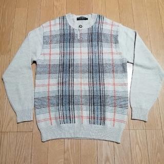 ライルアンドスコット(LYLE&SCOTT)のLyle&Scott ライルアンドスコット メンズ セーター Mサイズ(ニット/セーター)