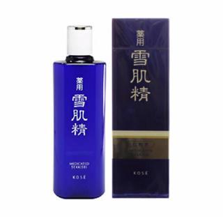 セッキセイ(雪肌精)の薬用雪肌精 新品未使用 360mL 化粧水 8250円→お買い得出品(化粧水/ローション)