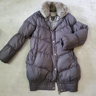 ダブルスタンダードクロージング(DOUBLE STANDARD CLOTHING)のDouble standard  ダブルスタンダード のロングダウンジャケット(ダウンコート)