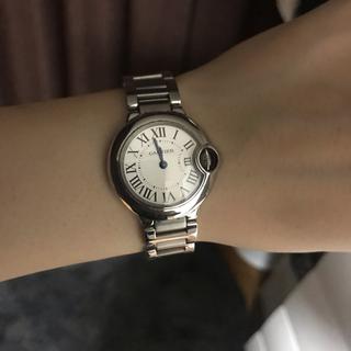 Cartier - 3%クーポン配布中高品質 オーダー時計