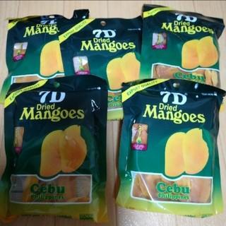 マンゴ(MANGO)の7Dドライドマンゴー(乾物)