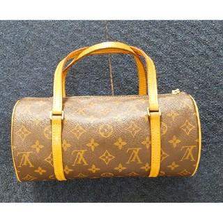 ルイヴィトン(LOUIS VUITTON)のルイヴィトン パピヨン ハンドバッグ美品(ハンドバッグ)