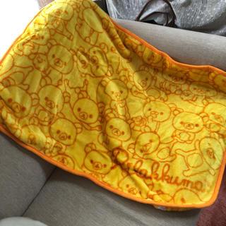 サンリオ(サンリオ)の新品☆リラックマ あったかブランケット(毛布)