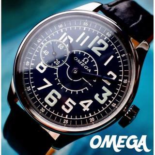 OMEGA - ◆オメガ◆ OH済/パイロット/ミリタリー/WWⅡ/アンティーク/腕時計