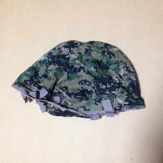 冬特価【サバゲ】フリッツヘルメット用カバー ピクセルグリーン【MARPAT】