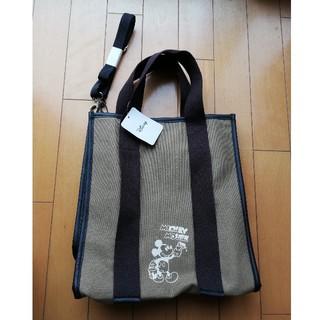ミッキーマウス(ミッキーマウス)の新品♡ミッキー♡トートバッグ/ショルダーバッグ(トートバッグ)
