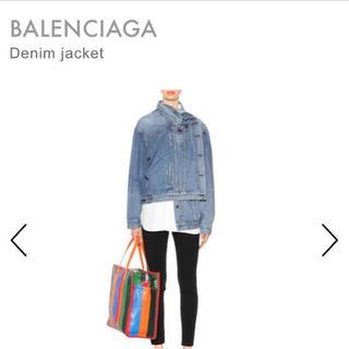 Balenciaga - 破格 定価13万 balenciaga デニムジャケット