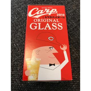 トウヨウササキガラス(東洋佐々木ガラス)のトリスハイボール×カープ グラス(グラス/カップ)