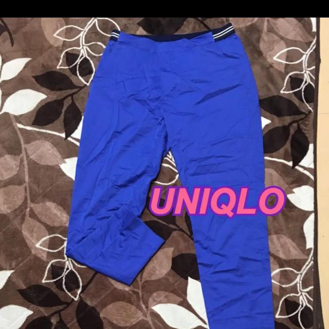 UNIQLO(ユニクロ)のUNIQLO ユニクロ カジュアルパンツ レディースのパンツ(カジュアルパンツ)の商品写真