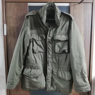 アスペジ(ASPESI)のASPESI アスペジ中綿フィールドジャケット(ミリタリージャケット)