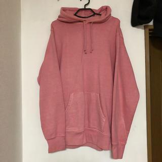 シュプリーム(Supreme)のSUPREME 17SS Overdyed Hooded Sweatshirt(パーカー)