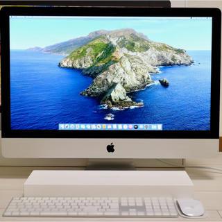 Apple - Apple iMac5K i7 24GB FD2.12 ラデオン580 AC+