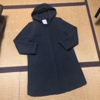スタディオクリップ(STUDIO CLIP)のSTUDIO CLIP 2WAYウールコート(ノーカラージャケット)
