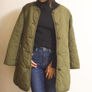 しまむら - しまむらキルティングコート、キルティングジャケット