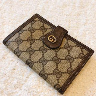 Gucci - 美品 GUCCI 二つ折り財布