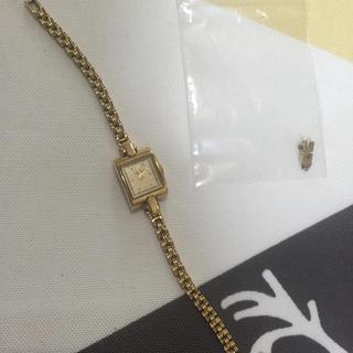 アガット(agete)のagete ゴールド 時計(腕時計)