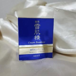セッキセイ(雪肌精)の雪肌精 クリームエクセレント・薬用美白クリーム(フェイスクリーム)
