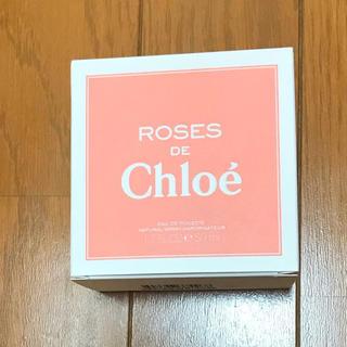 クロエ(Chloe)のローズ ド クロエ オードトワレの箱(香水(女性用))