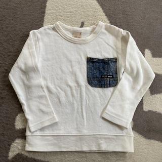 プティマイン(petit main)のプティマイン カットソー 100(Tシャツ/カットソー)