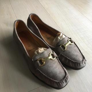 イエナ(IENA)のPASCUCCI/パスクッチ スエードローファー(ローファー/革靴)