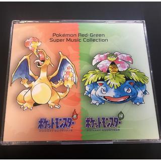ポケモン(ポケモン)のポケモン 赤・緑 スーパーミュージック・コレクション(ゲーム音楽)