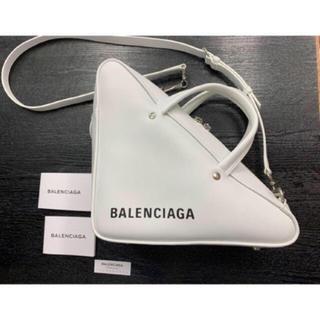 バレンシアガバッグ(BALENCIAGA BAG)の新品/完売★バレンシアガ★トライアングル ダッフル バッグ 2WAY (ハンドバッグ)