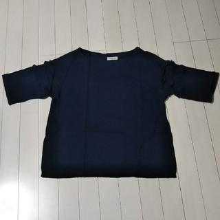サマンサモスモス(SM2)のサマンサモスモストップス(カットソー(半袖/袖なし))