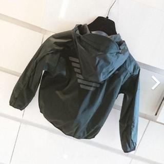 エンポリオアルマーニ(Emporio Armani)の新品4.1万 エンポリオアルマーニ 4歳 パーカー ユニセックス(ジャケット/上着)