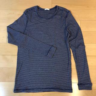 GU - GU メンズ 長袖Tシャツ Lサイズ