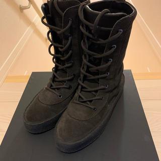アディダス(adidas)のyeezy season 4 Crepe Boot 42 27.0(ブーツ)
