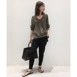 L'Appartement DEUXIEME CLASSE - 新品未使用タグ付き アパルトモン アゼVネック Knit