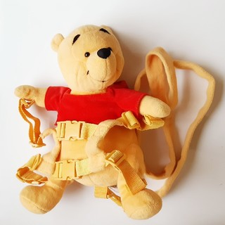 Disney - ゴールドバグ プーさんハーネス goldbug