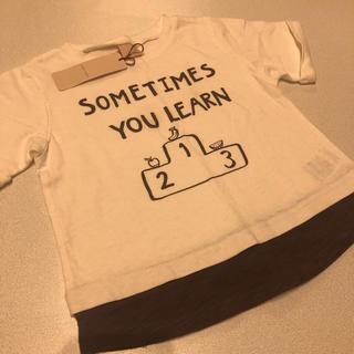 プティマイン(petit main)のプティマイン  新品 Tシャツ(Tシャツ/カットソー)