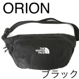 THE NORTH FACE - 【新品未使用】THE NORTH FACE ORION BLACK