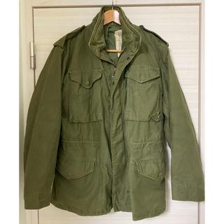 実物M65フィールドジャケット