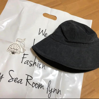 SeaRoomlynn - シールームリン☆コーデュロイ バケットハット
