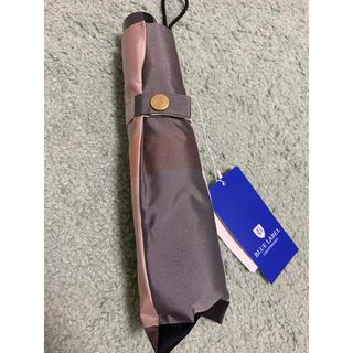 バーバリーブルーレーベル(BURBERRY BLUE LABEL)の折り畳み傘 ブルーレーベル(傘)